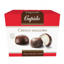 Cupido Chocolate Marshmallows 150g